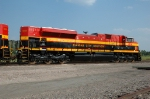 KCS 4034 New EMD SD70ACe